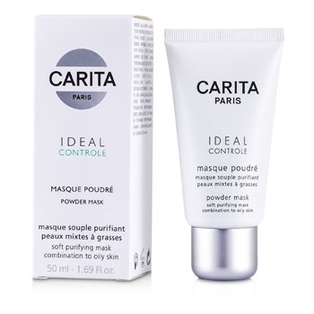 CARITA IDEAL CONTROLE POWDER MASK (COMBINATION TO OILY SKIN)  50ML/1.69OZ