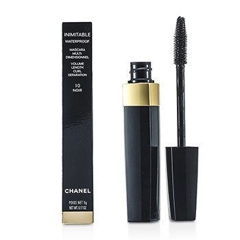 CHANEL INIMITABLE WATERPROOF MULTI DIMENSIONAL MASCARA - # 10 NOIR  5G/0.17OZ