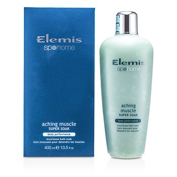 ELEMIS ACHING MUSCLE SUPER SOAK  400ML/14.08OZ