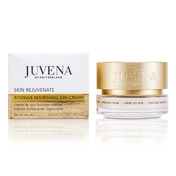 JUVENA REJUVENATE & CORRECT INTENSIVE NOURISHING DAY CREAM - DRY TO VERY DRY SKIN  50ML/1.7OZ