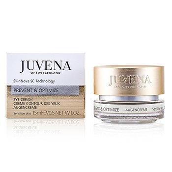JUVENA PREVENT & OPTIMIZE EYE CREAM - SENSITIVE SKIN  15ML/0.5OZ