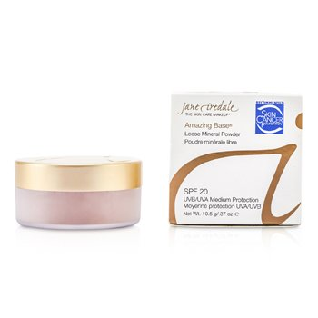 JANE IREDALE AMAZING BASE LOOSE MINERAL POWDER SPF 20 - HONEY BRONZE  10.5G/0.37OZ