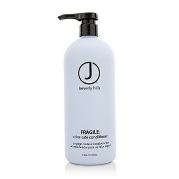 J BEVERLY HILLS FRAGILE COLOR-SAFE CONDITIONER  1000ML/32OZ