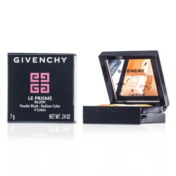 GIVENCHY LE PRISME BLUSH POWDER BLUSH - # 26 FASHIONISTA BROWN  7G/0.24OZ