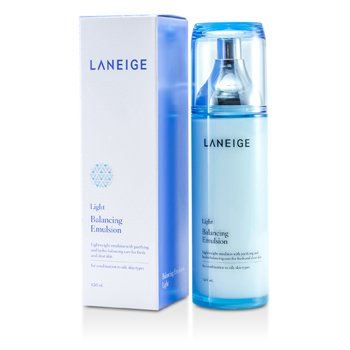 LANEIGE BALANCING EMULSION - LIGHT (FOR COMBINATION TO OILY)  120ML/4OZ