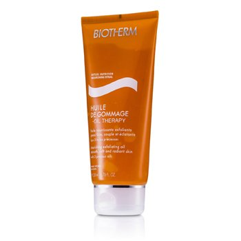 BIOTHERM OIL THERAPY HUILE DE GOMMAGE  200ML/6.76OZ