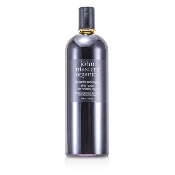 JOHN MASTERS ORGANICS LAVENDER ROSEMARY SHAMPOO (FOR NORMAL HAIR)  1035ML/35OZ