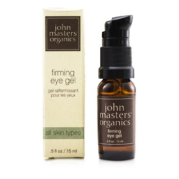 JOHN MASTERS ORGANICS FIRMING EYE GEL  15ML/0.5OZ