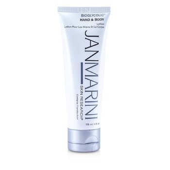 JAN MARINI BIOGLYCOLIC HAND & BODY LOTION  114G/4OZ