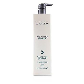 LANZA HEALING STRENGTH WHITE TEA SHAMPOO  1000ML/33.8OZ