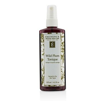 EMINENCE WILD PLUM TONIQUE - FOR NORMAL TO DRY SKIN  125ML/4OZ
