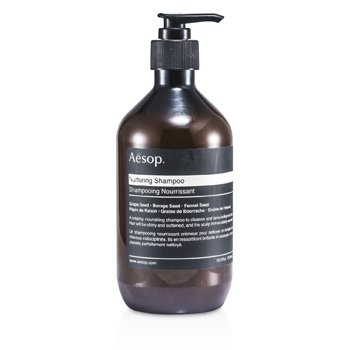 AESOP NURTURING SHAMPOO (CLEANSE AND TAME BELLIGERENT HAIR)  500ML/16.9OZ