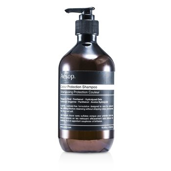AESOP COLOUR PROTECTION SHAMPOO (FOR COLOURED HAIR)  500ML/16.9OZ
