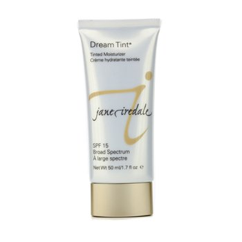 JANE IREDALE DREAM TINT TINTED MOISTURIZER SPF 15 - WARM BRONZE  50ML/1.7OZ