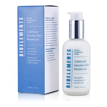 BIOELEMENTS CALMITUDE SENSITIVE SKIN MOISTURIZER  118ML/4OZ