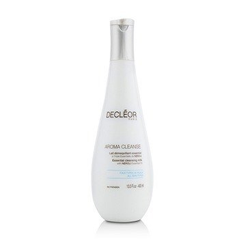 DECLEOR AROMA CLEANSE ESSENTIAL CLEANSING MILK  400ML/13.5OZ