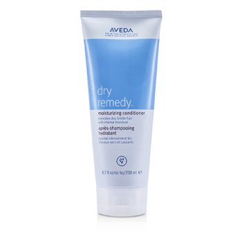 AVEDA DRY REMEDY MOISTURIZING CONDITIONER - FOR DRENCHES DRY, BRITTLE HAIR (NEW PACKAGING)  200ML/6.7OZ