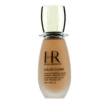 HELENA RUBINSTEIN COLOR CLONE PERFECT COMPLEXION CREATOR SPF 15 - NO. 30 GOLD COGNAC  30ML/1OZ