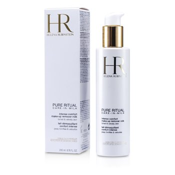 HELENA RUBINSTEIN PURE RITUAL INTENSE COMFORT MAKE-UP REMOVER MILK  200ML/6.76OZ