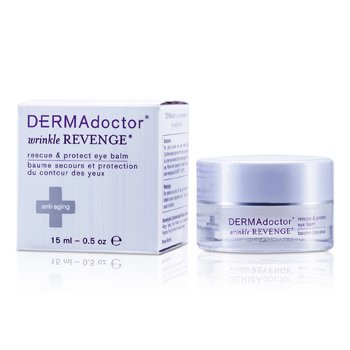 DERMADOCTOR WRINKLE REVENGE RESCUE & PROTECT EYE BALM  15ML/0.5OZ