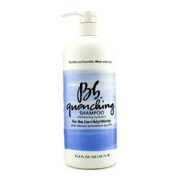BUMBLE AND BUMBLE BB. QUENCHING SHAMPOO - FOR THE TERRIBLY THIRSTY HAIR (SALON PRODUCT)  1000ML/33.8OZ