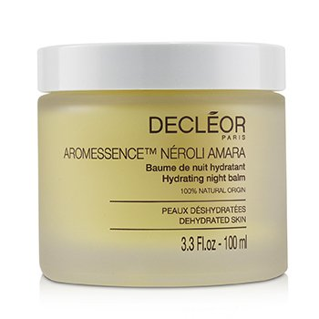 DECLEOR AROMA NEROLI ESSENTIAL HYDRATING NIGHT BALM (SALON SIZE)  100ML/3.3OZ