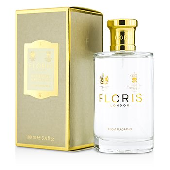 FLORIS ROOM FRAGANCE SPRAY - GRAPEFRUIT & ROSEMARY  100ML/3.4OZ