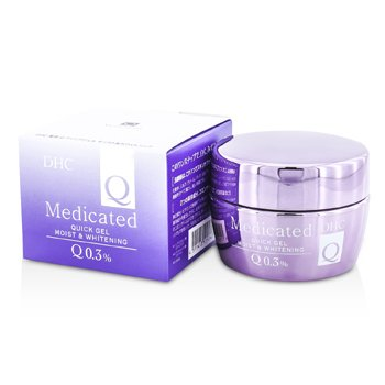 DHC MEDICATED Q QUICK GEL  100G/3.5OZ