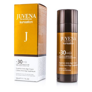 JUVENA SUNSATION SUPERIOR ANTI-AGE CREAM SPF 30  50ML/1.7OZ