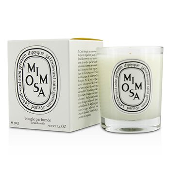 DIPTYQUE SCENTED CANDLE - MIMOSA  70G/2.4OZ