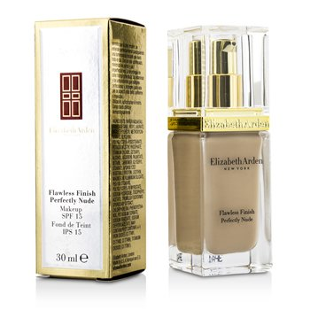 ELIZABETH ARDEN FLAWLESS FINISH PERFECTLY NUDE MAKEUP SPF 15 - # 06 WARM SUNBEIGE  30ML/1OZ