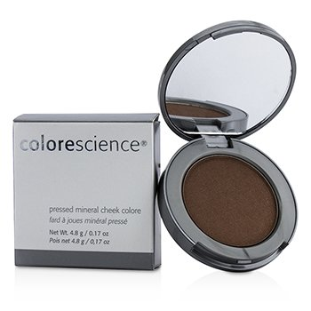 COLORESCIENCE PRESSED MINERAL CHEEK COLORE - SUN BAKED  4.8G/0.17OZ