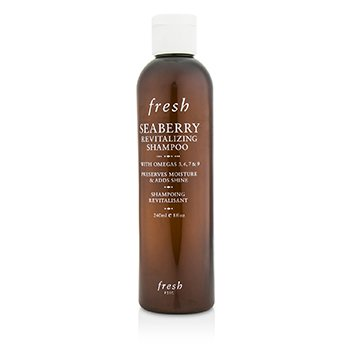 FRESH SEABERRY REVITALIZING SHAMPOO (FOR ALL HAIR TYPES)  240ML/8OZ