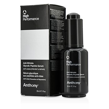 ANTHONY LOGISTICS FOR MEN ANTI-WRINKLE GLYCOLIC PEPTIDE SERUM  30ML/1OZ