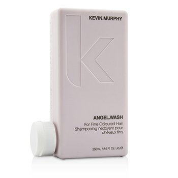 KEVIN.MURPHY ANGEL.WASH (A VOLUMISING SHAMPOO - FOR FINE, DRY OR COLOURED HAIR)  250ML/8.4OZ