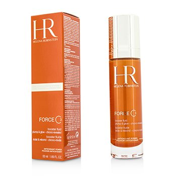 HELENA RUBINSTEIN FORCE C BOOSTER FLUID - PLUMP & GLOW - CHRONO-REVEALED  50ML/1.69OZ
