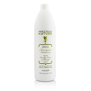 ALFAPARF PRECIOUS NATURE TODAY'S SPECIAL SHAMPOO (FOR LONG & STRAIGHT HAIR)  1000ML/33.81OZ