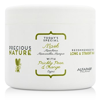 ALFAPARF PRECIOUS NATURE TODAY'S SPECIAL MASK (FOR LONG & STRAIGHT HAIR)  500ML/17.28OZ