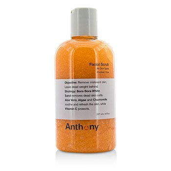 ANTHONY LOGISTICS FOR MEN FACIAL SCRUB (BOTTLE)  237ML/8OZ