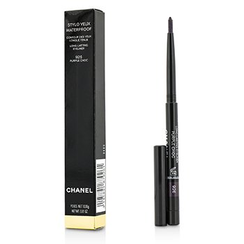 CHANEL STYLO YEUX WATERPROOF - # 926 PURPLE CHOC  0.3G/0.01OZ