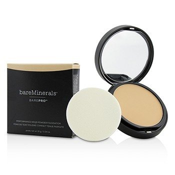 BAREMINERALS BAREPRO PERFORMANCE WEAR POWDER FOUNDATION - # 06 CASHMERE  10G/0.34OZ