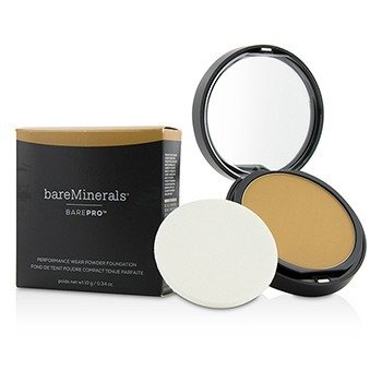 BAREMINERALS BAREPRO PERFORMANCE WEAR POWDER FOUNDATION - # 21 SABLE  10G/0.34OZ
