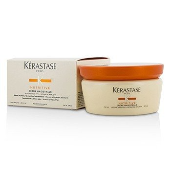 KERASTASE NUTRITIVE CREME MAGISTRAL FUNDAMENTAL NUTRITION BALM (SEVERELY DRIED-OUT HAIR)  150ML/5OZ