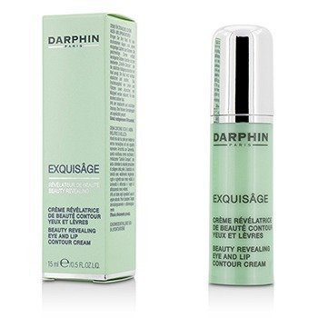DARPHIN EXQUISAGE BEAUTY REVEALING EYE AND LIP CONTOUR CREAM  15ML/0.5OZ