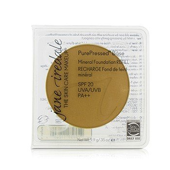JANE IREDALE PUREPRESSED BASE MINERAL FOUNDATION REFILL SPF 20 - AUTUMN  9.9G/0.35OZ