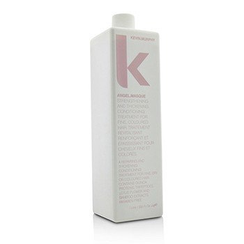 KEVIN.MURPHY ANGEL.MASQUE (STRENGHENING AND THICKENING CONDITIONING TREATMENT - FOR FINE, COLOURED HAIR)  1000ML/33.6OZ