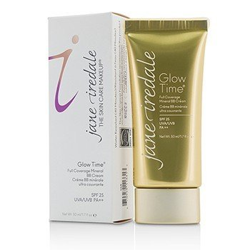 JANE IREDALE GLOW TIME FULL COVERAGE MINERAL BB CREAM SPF 25 - BB8  50ML/1.7OZ