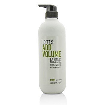 KMS CALIFORNIA ADD VOLUME SHAMPOO (VOLUME AND FULLNESS)  750ML/25.3OZ