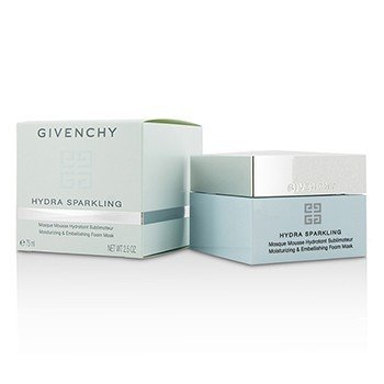 GIVENCHY HYDRA SPARKLING MOISTURIZING & EMBELLISHING FOAM MASK  75ML/2.5OZ