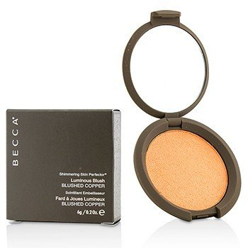BECCA LUMINOUS BLUSH - # TIGERLILY  6G/0.2OZ